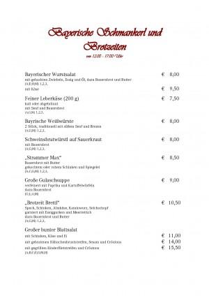 Restaurant Parkhotel Wallgau In Wallgau