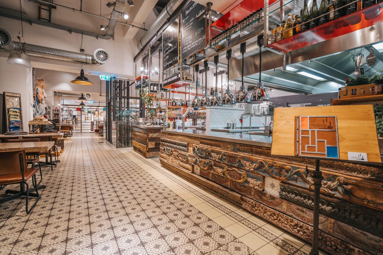 Restaurant DIE KÜCHE IM KRAFTWERK in München
