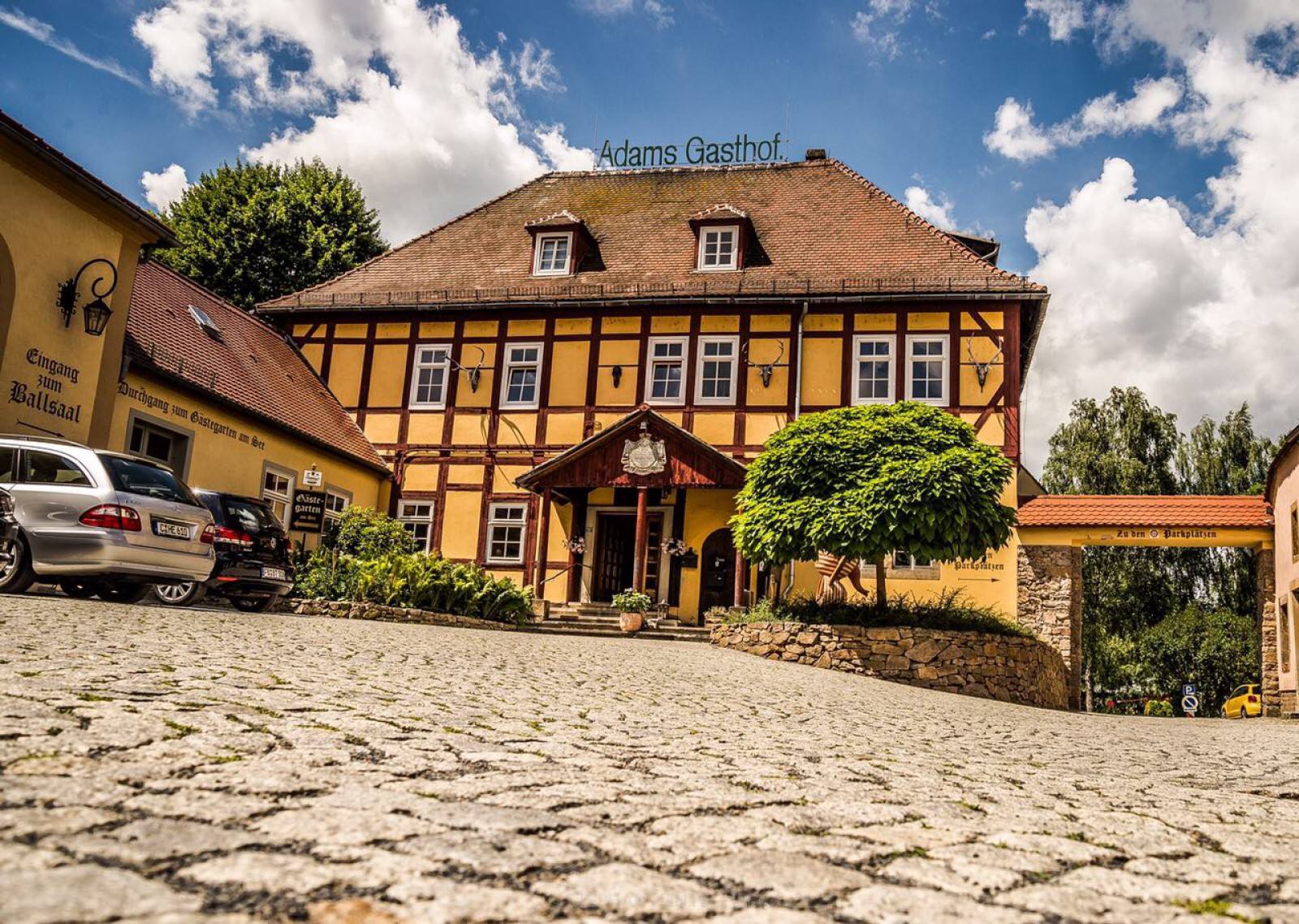 Restaurant Adams Gasthof in Moritzburg