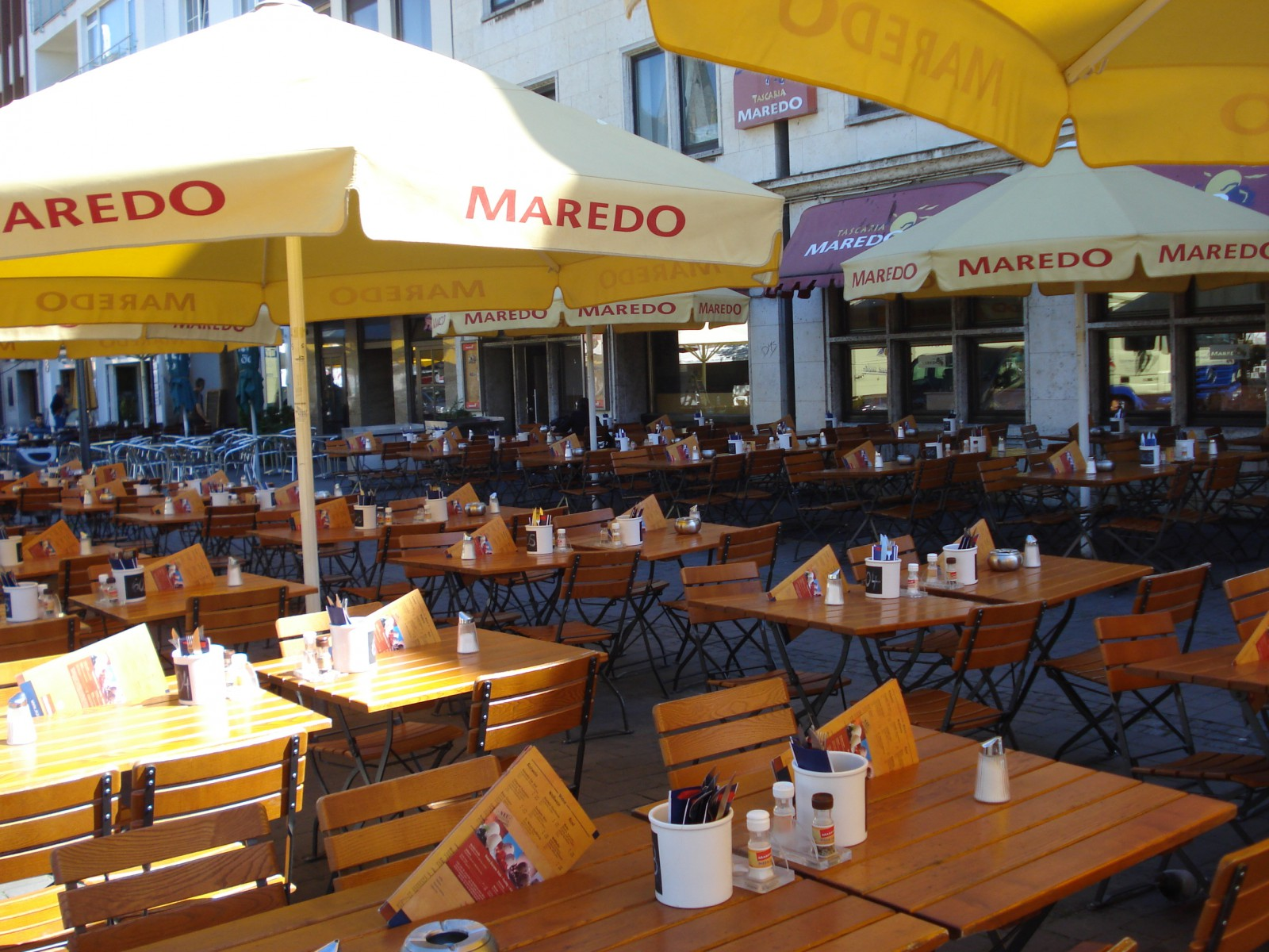 restaurant maredo steakhouse k ln am heumarkt in k ln. Black Bedroom Furniture Sets. Home Design Ideas