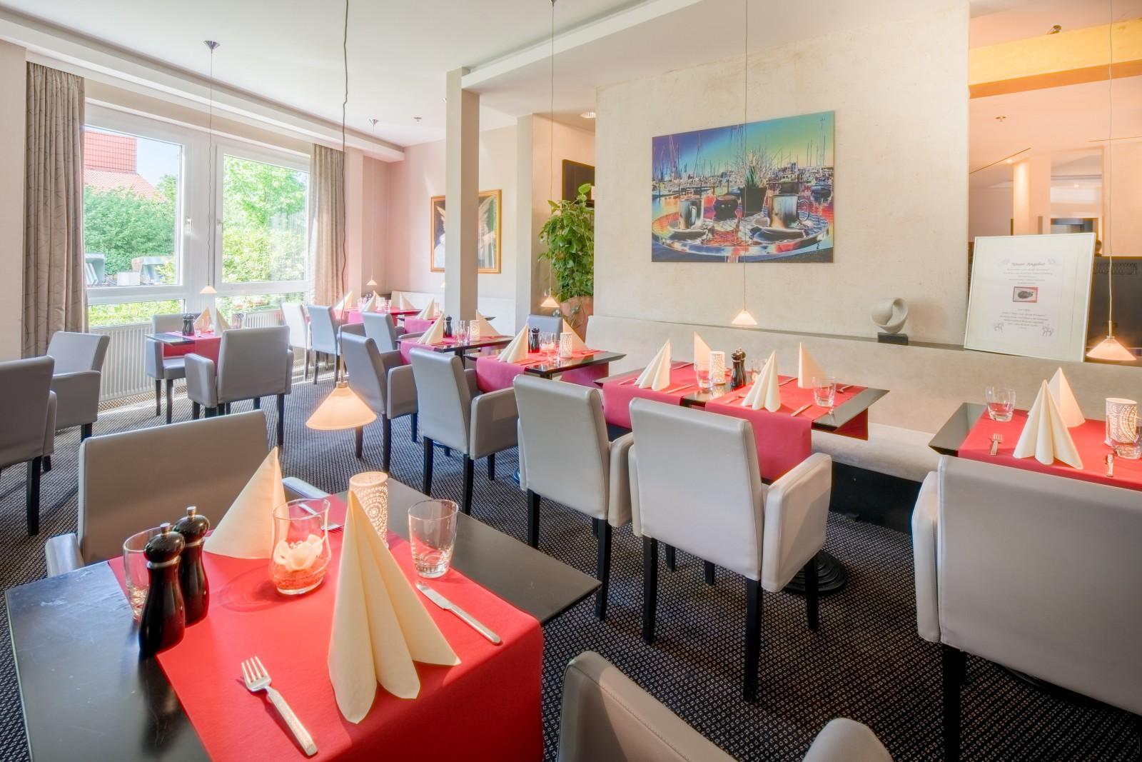 Restaurant Best Western Hotel Prisma in Neumünster