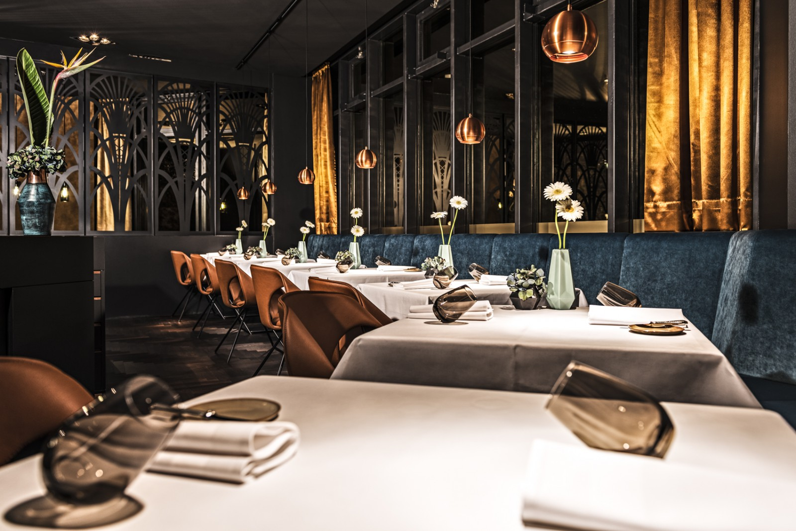 Restaurant Palmgarden