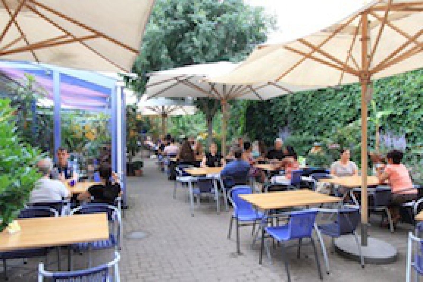 hellers vegetarisches restaurant caf in mannheim. Black Bedroom Furniture Sets. Home Design Ideas
