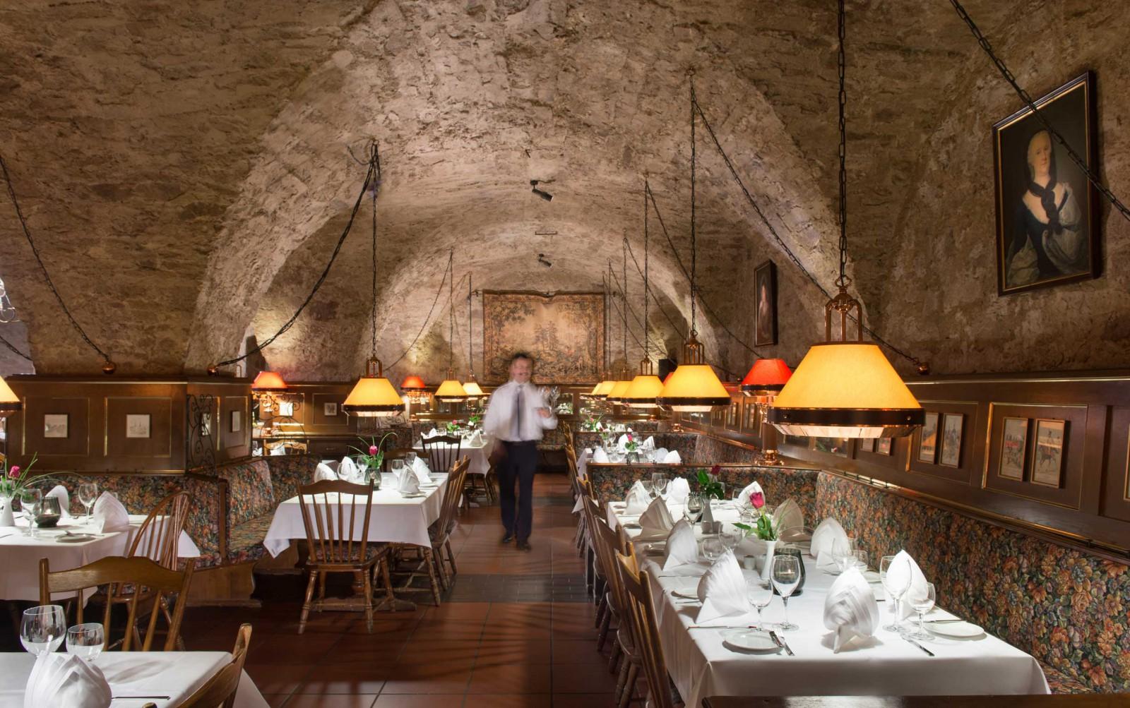 Restaurant Hotel Am Schlossgarten
