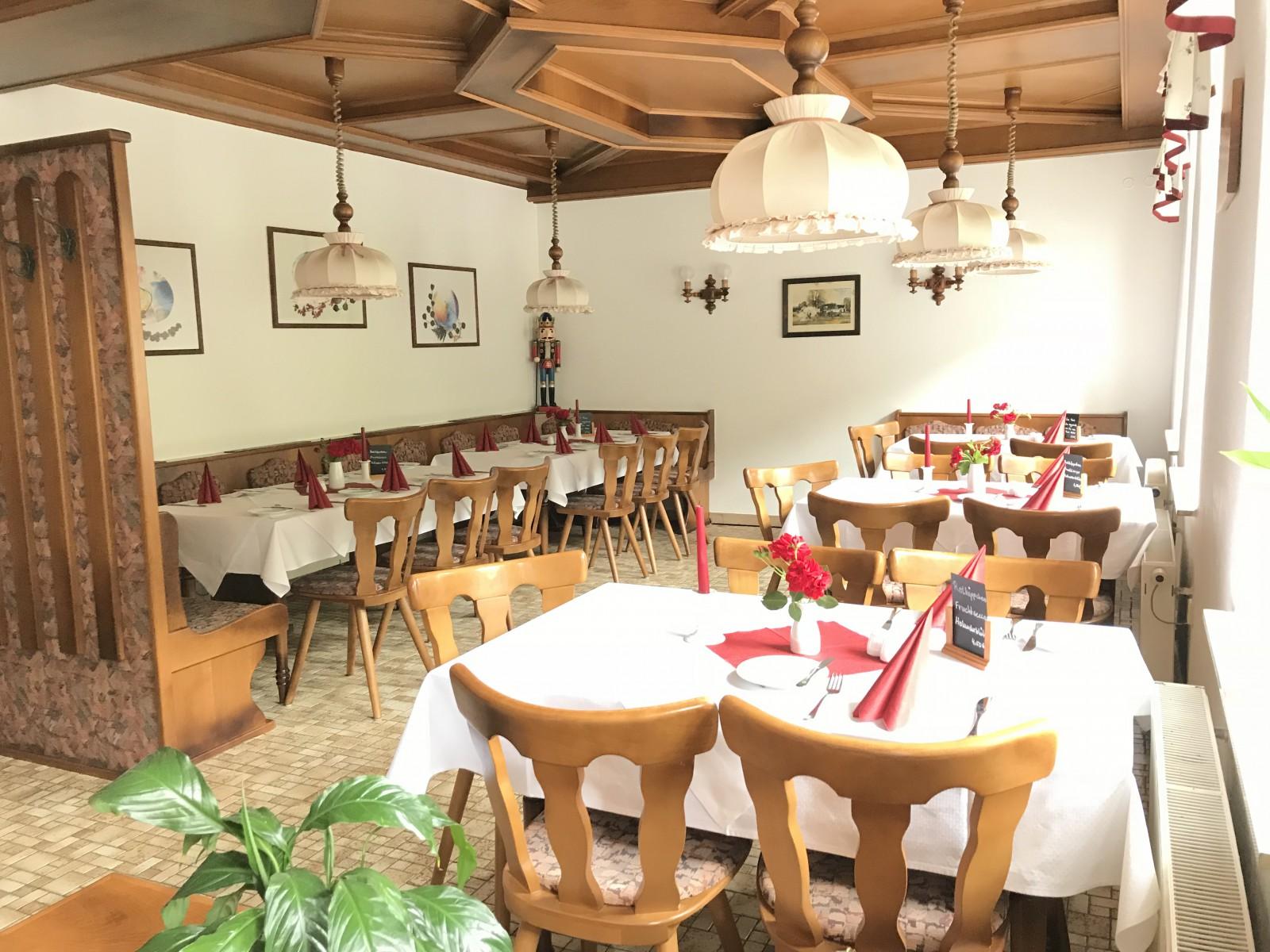 Restaurant Hotel Schwarzbeerschänke in Pobershau