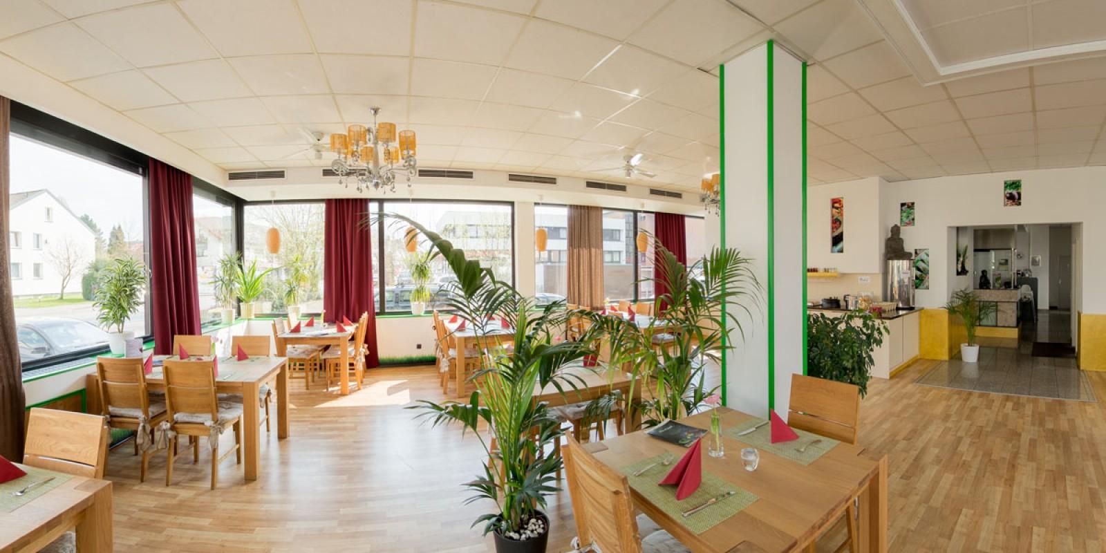 restaurant veggie delicious in bielefeld. Black Bedroom Furniture Sets. Home Design Ideas