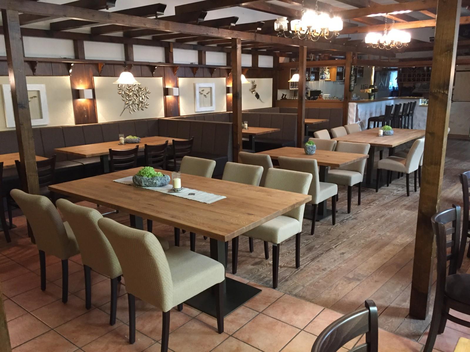 Restaurant Zur Post In Zwingenberg Rodau