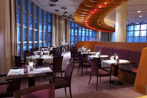 Charles Lindbergh Restaurant Kempinski Hotel Airport Munchen In