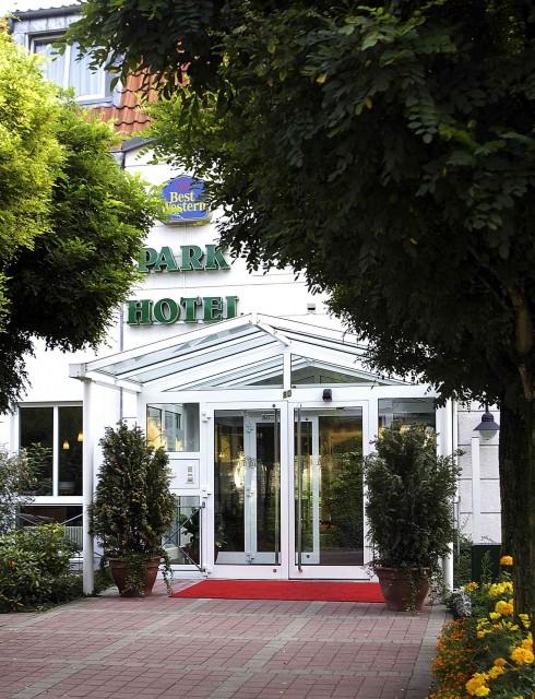Restaurant Best Western Parkhotel Potsdam In Potsdam