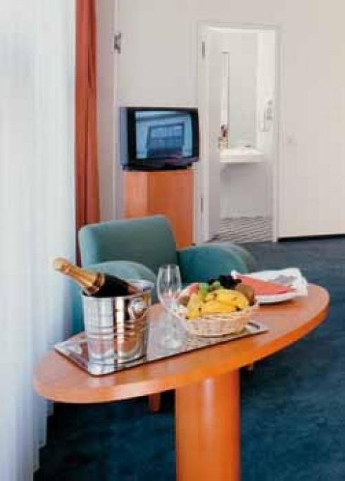Restaurant Best Western Premier Hotel Am Borsigturm In Berlin