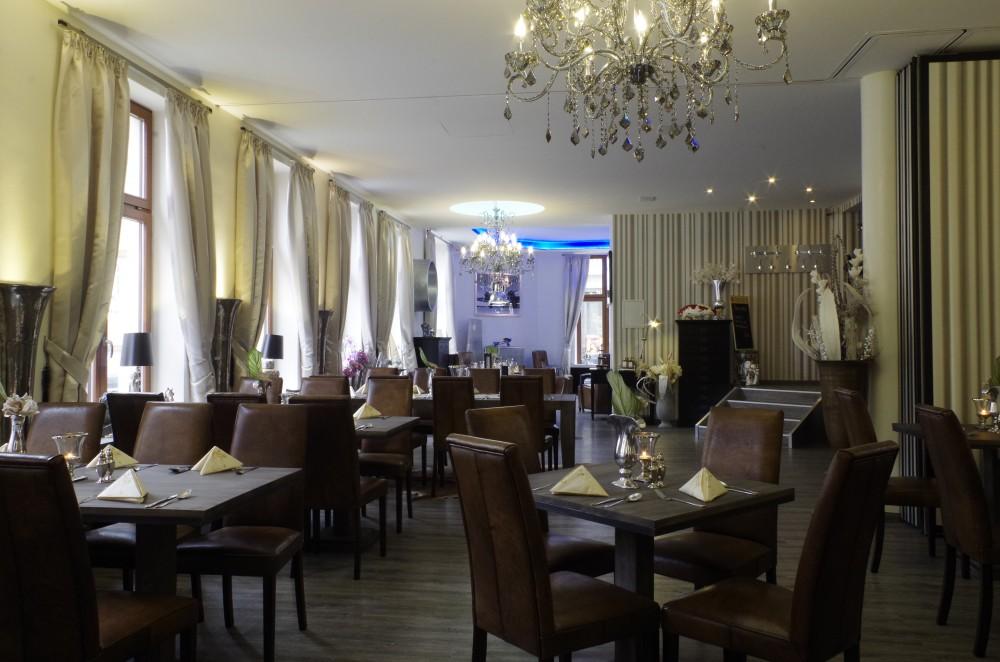Hotel Merseburger Hof In Leipzig