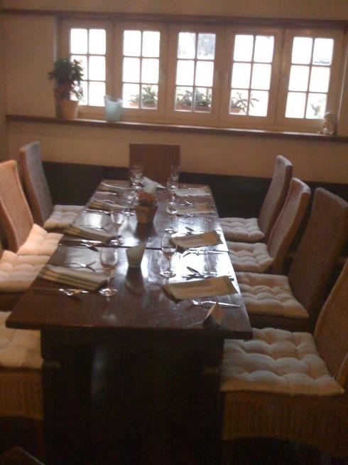 restaurant weinhaus la vigna in bad honnef. Black Bedroom Furniture Sets. Home Design Ideas