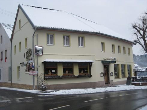 Cafe Restaurant In Abenden Eifel