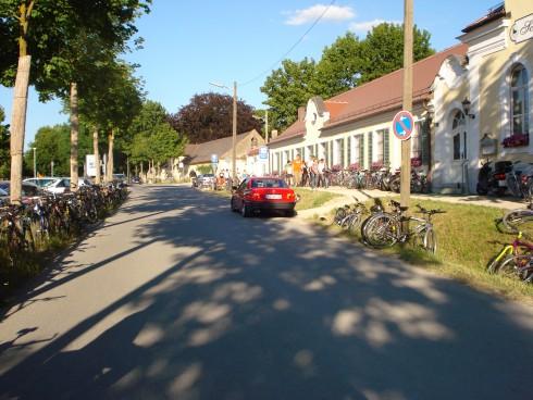 Schlossgarten Regensburg