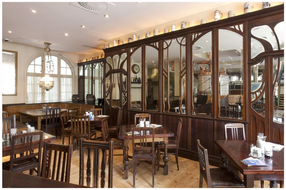 Restaurant Husums Brauhaus In Husum