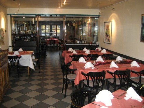 Restaurant Zum Klausenberg in Worms