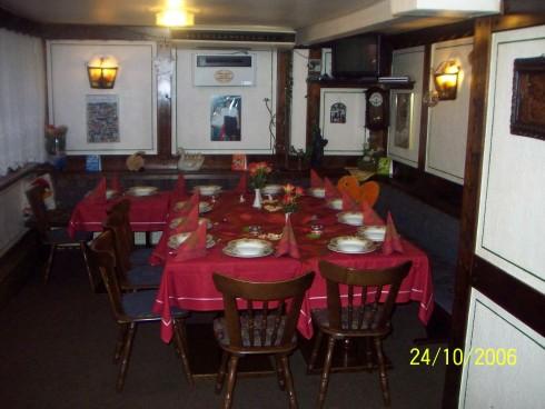 restaurant landgasthof wiegand in borken. Black Bedroom Furniture Sets. Home Design Ideas
