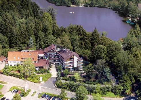 Restaurant Flößerstub Im Romantik Hotel Schassberger Ebnisee In