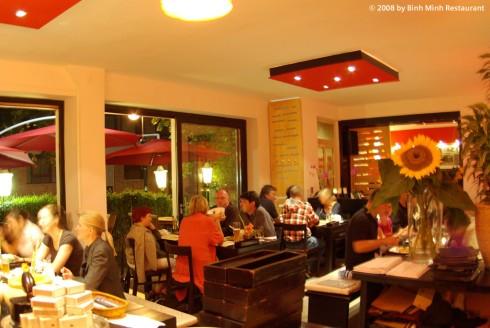 binh minh restaurant in frankfurt am main. Black Bedroom Furniture Sets. Home Design Ideas