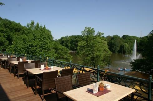 Restaurant Carolaschlösschen in Dresden