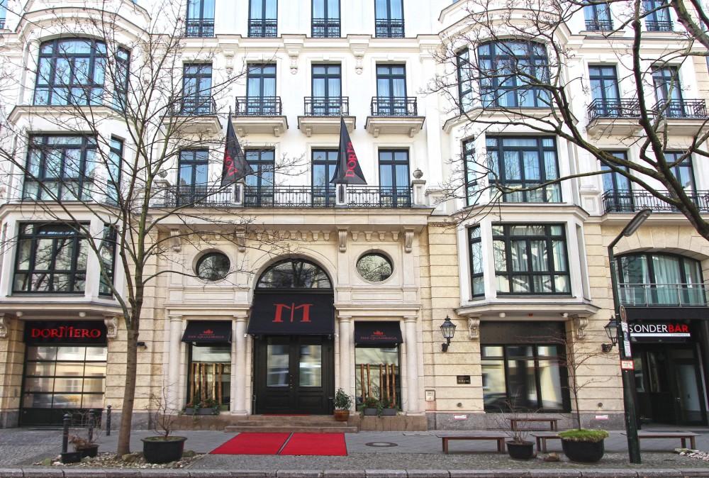 restaurant die quadriga im dormero hotel berlin kudamm in berlin. Black Bedroom Furniture Sets. Home Design Ideas