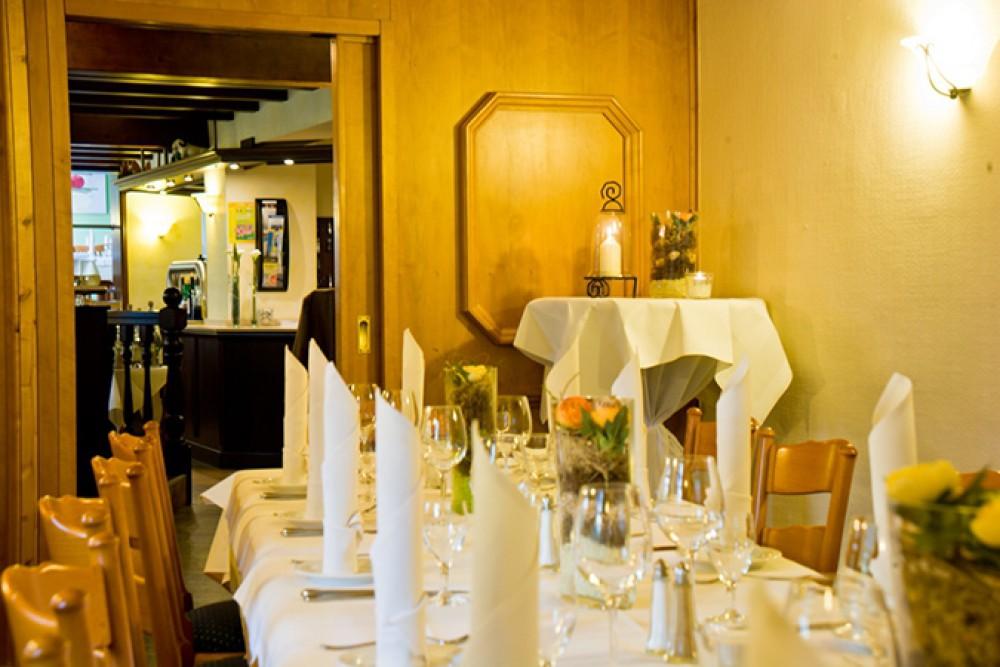 restaurant wegermanns bio landhaus im wodantal in hattingen. Black Bedroom Furniture Sets. Home Design Ideas