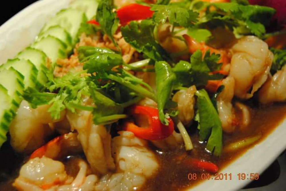 Sri-Thai Restaurant in Kiel