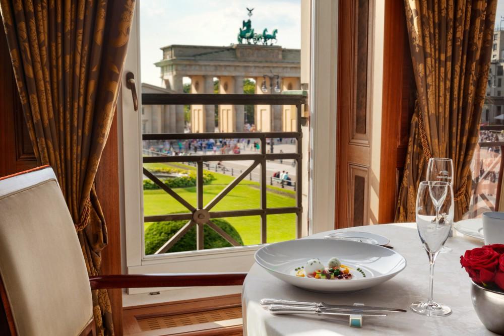 Restaurant Esszimmer Berlin | Restaurant Lorenz Adlon Esszimmer In Berlin