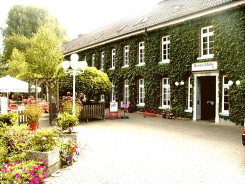 Restaurant Landhotel Borner Mühle in Brüggen