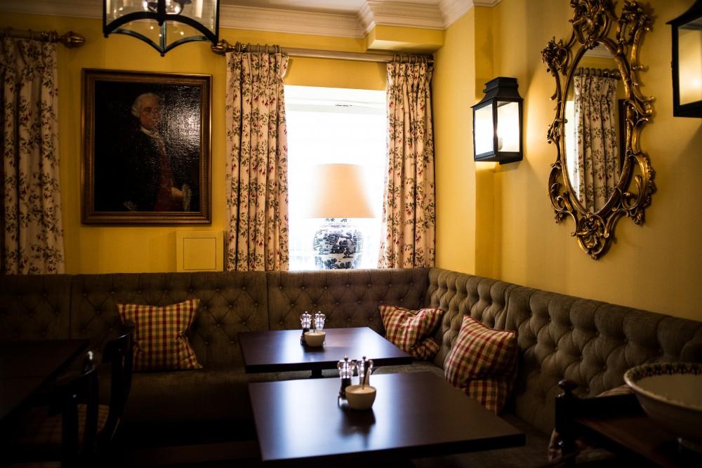 Restaurant The Victorian House am Viktualienmarkt in München