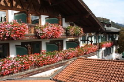 Restaurant Gasthof Und Hotel Zur Post In Wallgau