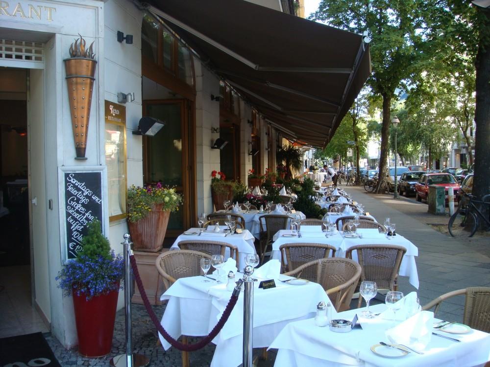 Restaurant keno berlin brunch