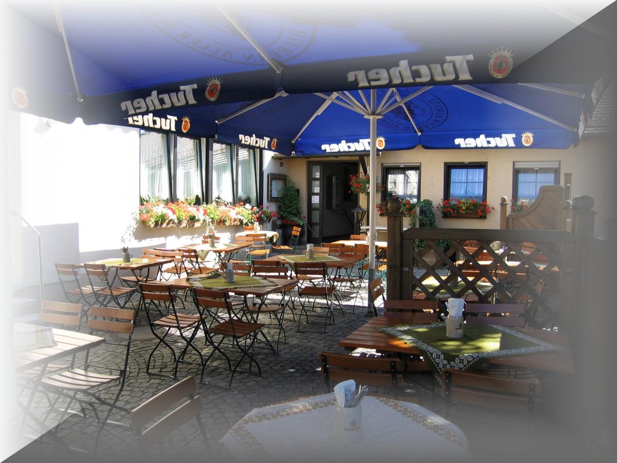 restaurant gr ner baum in n rnberg. Black Bedroom Furniture Sets. Home Design Ideas