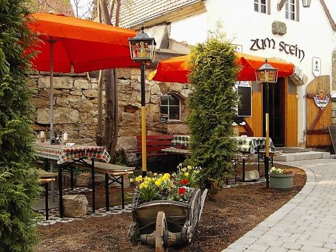 Restaurant Zum Stein in Dresden