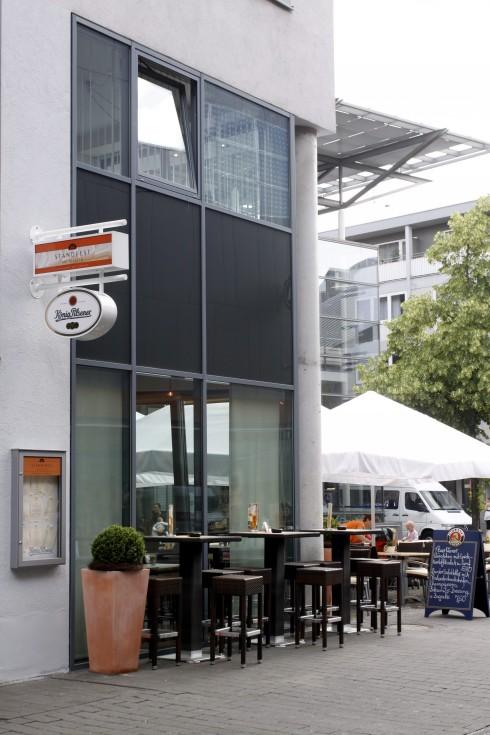 Restaurant Standfest am Theater in Mainz