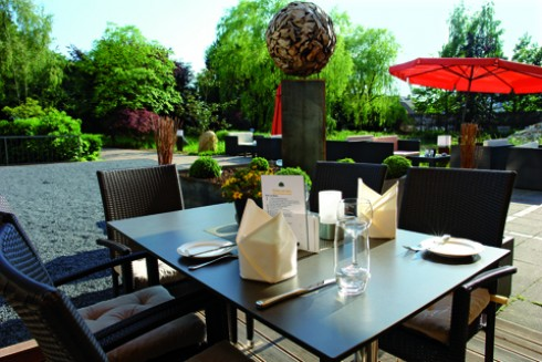 Restaurant Wellings Parkhotel In Kamp Lintfort