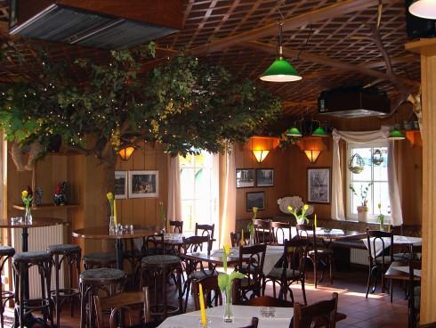 Restaurant Tiergartenschänke in Hannover