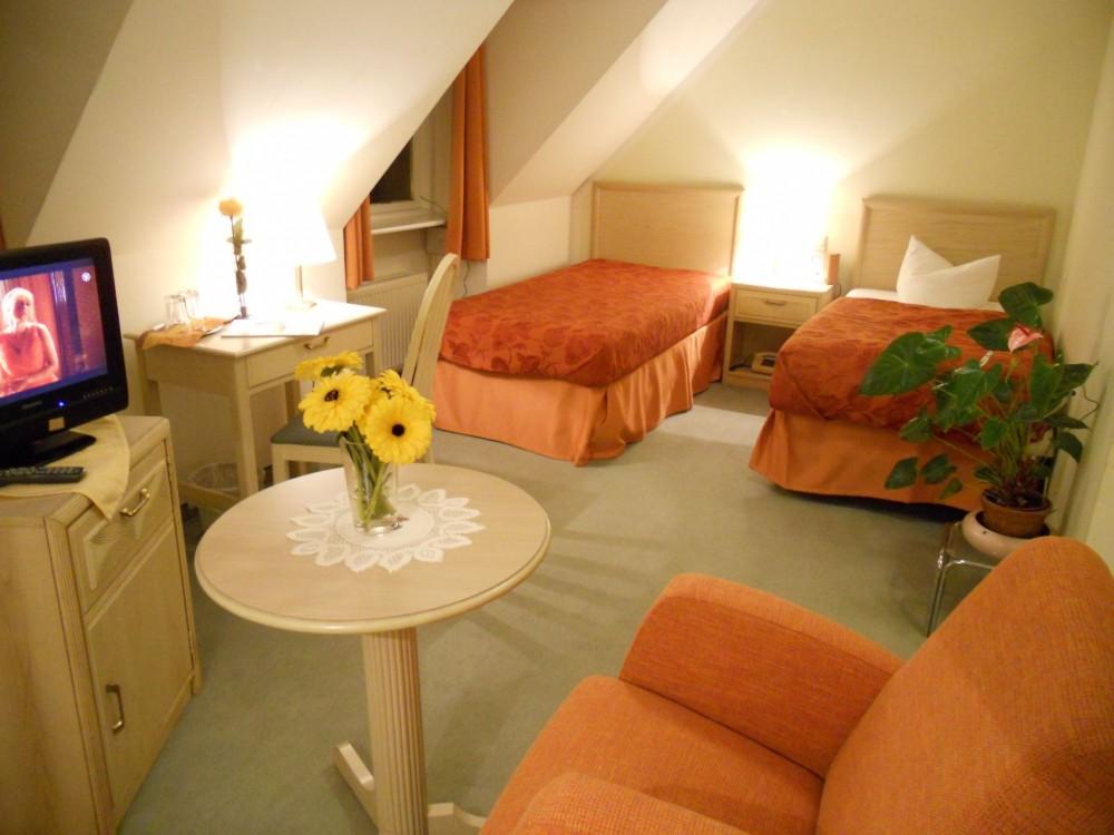 Hotel Restaurant Seeperle Neuruppin