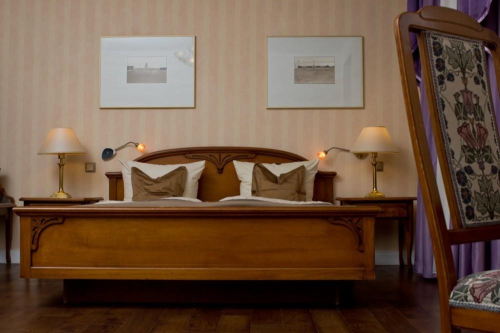 Brasserie Im Villa Salve Hotel In Binz