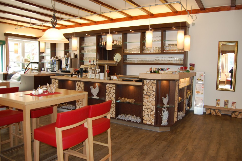 Wildpark-Restaurant Schwarze Berge in Rosengarten