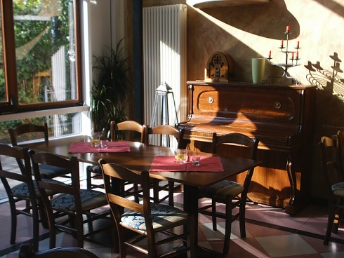 restaurant maurizios pasta pasta in speyer. Black Bedroom Furniture Sets. Home Design Ideas