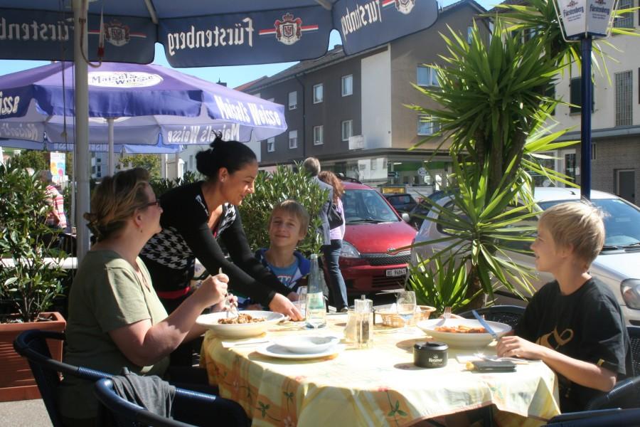 Restaurant Esstisch Weil Am Rhein ~ Galileos Restaurant in Weil am Rhein