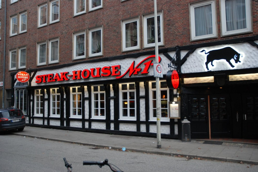 Steakhouse No 1 Kiel