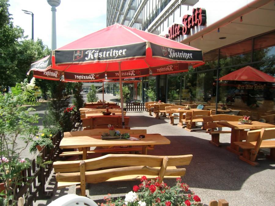 restaurant der alte fritz in berlin mitte. Black Bedroom Furniture Sets. Home Design Ideas