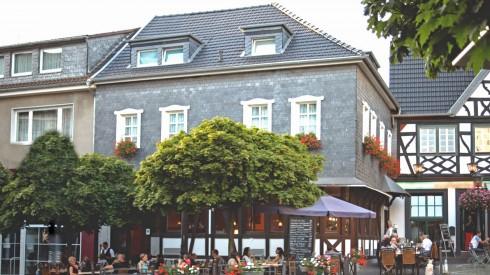 hotel restaurant markt3 in bad honnef. Black Bedroom Furniture Sets. Home Design Ideas