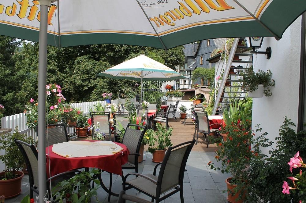 Hotel Restaurant Cafe Lahnromantik Nassau