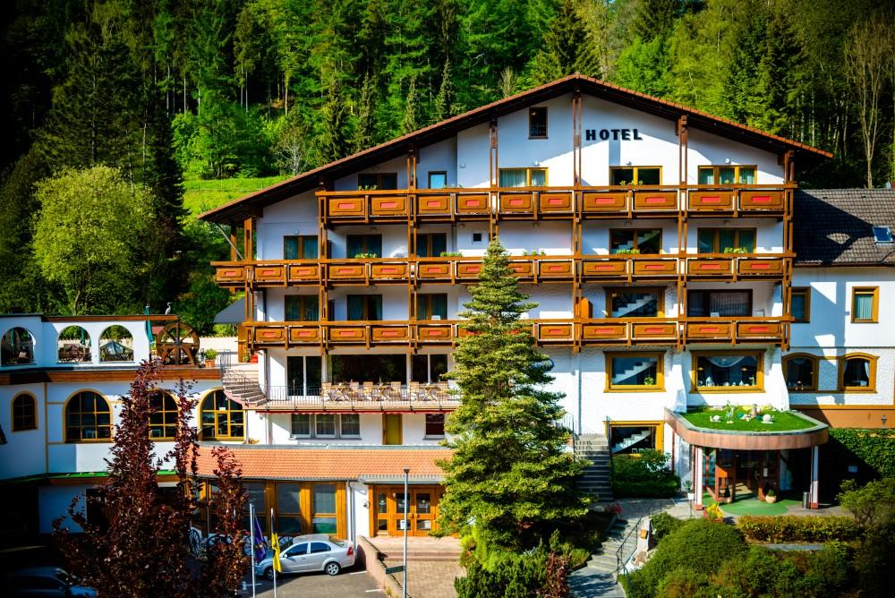 Veganes Hotel Deutschland