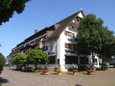 hotel restaurant fortuna in kirchzarten. Black Bedroom Furniture Sets. Home Design Ideas