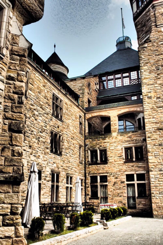 Schloss Hotel Wolfsbrunnen Bewertung