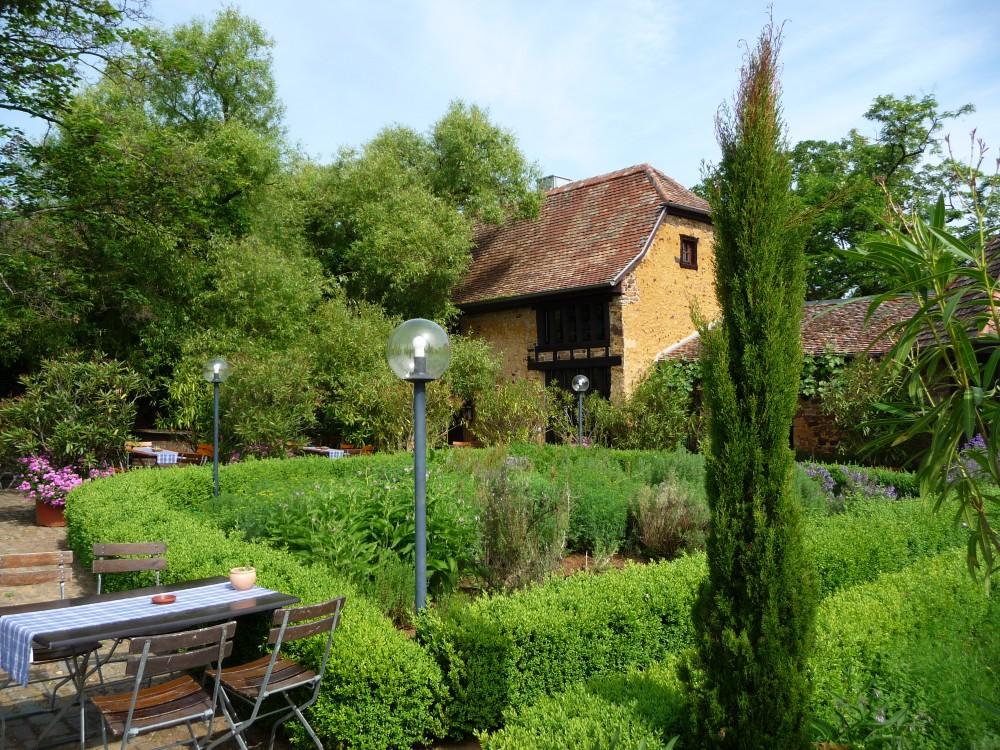 Restaurant Hofgut Battenberg in Battenberg Pfalz